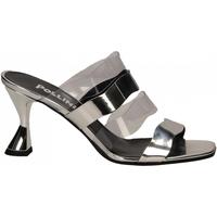 Pantofi Femei Sandale  Pollini Silver POLLINI SE54 argento