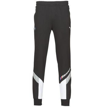 Îmbracaminte Bărbați Pantaloni de trening Puma BMW MMS MCS SWEAT PANTS SLIM FIT Negru