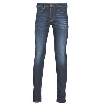 Îmbracaminte Bărbați Jeans skinny Diesel SLEENKER Albastru