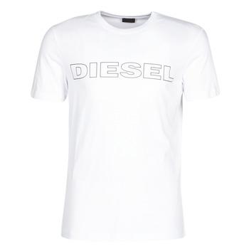Îmbracaminte Bărbați Tricouri mânecă scurtă Diesel JAKE Alb