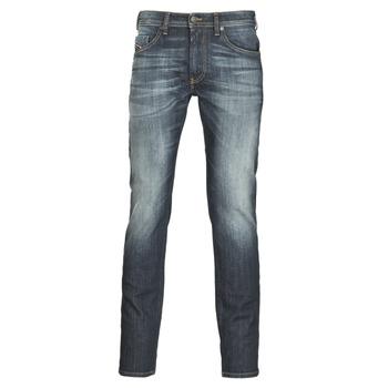 Îmbracaminte Bărbați Jeans slim Diesel THOMMER Albastru
