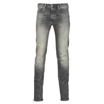 Îmbracaminte Bărbați Jeans skinny Diesel SLEENKER Gri / Culoare închisă