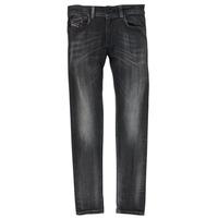 Îmbracaminte Băieți Jeans skinny Diesel SLEENKER Negru