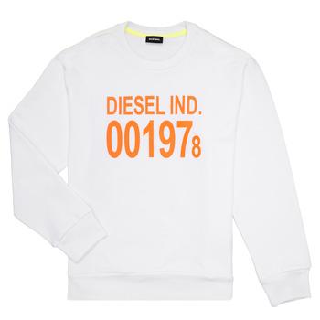 Îmbracaminte Copii Hanorace  Diesel SGIRKJ3 Alb