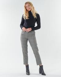 Îmbracaminte Femei Pantalon 5 buzunare Freeman T.Porter SHELBY MERCURY Gri