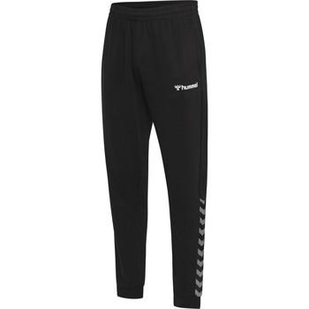 Îmbracaminte Bărbați Pantaloni de trening Hummel Pantalon  hmlAUTHENTIC noir/blanc
