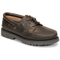 Pantofi Bărbați Pantofi barcă Aigle TARMAC Maro