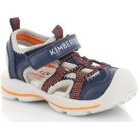 Pantofi Băieți Sandale  Kimberfeel SHIKI Navy