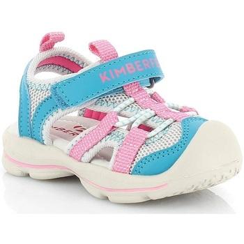 Pantofi Fete Sandale  Kimberfeel SHIKI Turquoise