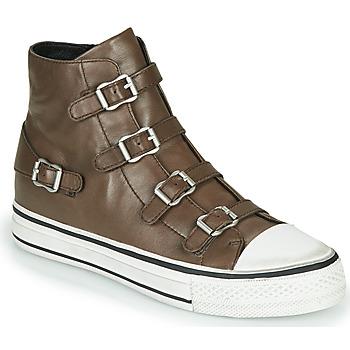 Pantofi Femei Pantofi sport stil gheata Ash VIRGIN FANGO Grey