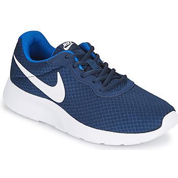 Pantofi Bărbați Pantofi sport Casual Nike TANJUN Albastru / Alb