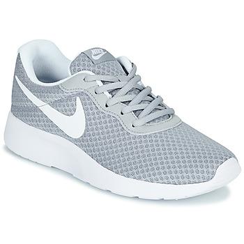 Pantofi Femei Pantofi sport Casual Nike TANJUN Gri / Alb