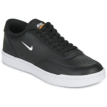Pantofi Femei Pantofi sport Casual Nike COURT VINTAGE Negru / Alb