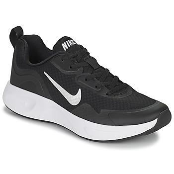 Pantofi Femei Multisport Nike WEARALLDAY Negru / Alb