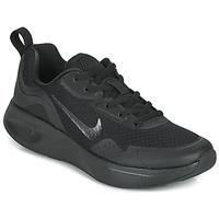 Pantofi Femei Pantofi sport Casual Nike WEARALLDAY Negru