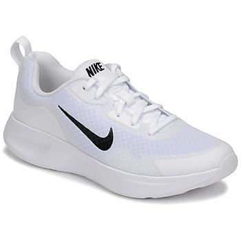 Pantofi Femei Multisport Nike WEARALLDAY Alb / Negru