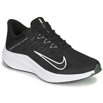 Pantofi Bărbați Trail și running Nike QUEST 3 Negru / Alb