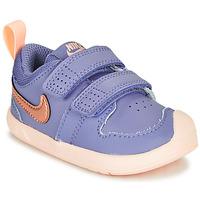 Pantofi Fete Pantofi sport Casual Nike PICO 5 TD Violet / Roz