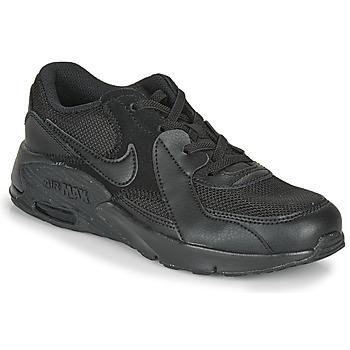Pantofi Copii Pantofi sport Casual Nike AIR MAX EXEE PS Negru
