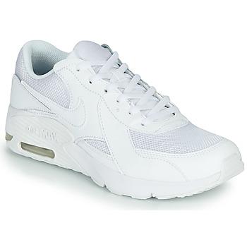Pantofi Copii Pantofi sport Casual Nike AIR MAX EXCEE PS Alb