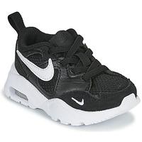Pantofi Copii Pantofi sport Casual Nike AIR MAX FUSION TD Negru / Alb