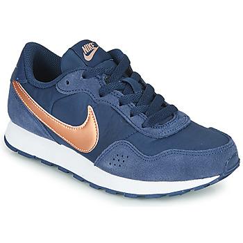 Pantofi Copii Pantofi sport Casual Nike MD VALIANT GS Albastru / Alamă