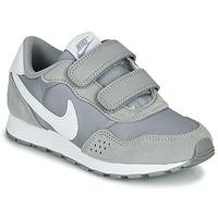 Pantofi Copii Pantofi sport Casual Nike MD VALIANT PS Gri / Alb