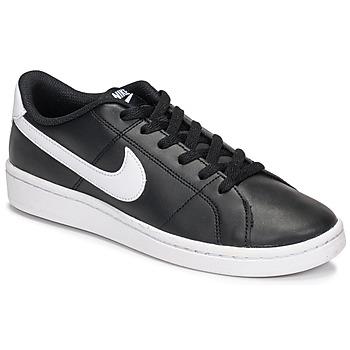 Pantofi Femei Pantofi sport Casual Nike COURT ROYALE 2 Negru / Alb