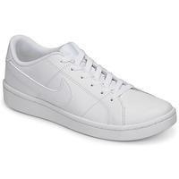 Pantofi Femei Pantofi sport Casual Nike COURT ROYALE 2 Alb