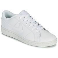 Pantofi Bărbați Pantofi sport Casual Nike COURT ROYALE 2 LOW Alb