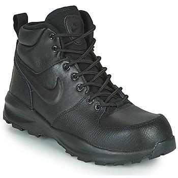 Pantofi Copii Pantofi sport Casual Nike MANOA LTR GS Negru