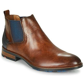 Pantofi Bărbați Ghete Lloyd JASER Coniac