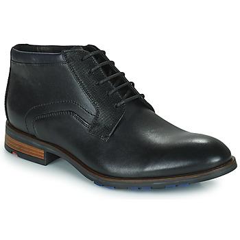 Pantofi Bărbați Ghete Lloyd JARON Negru