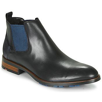 Pantofi Bărbați Ghete Lloyd JASER Negru