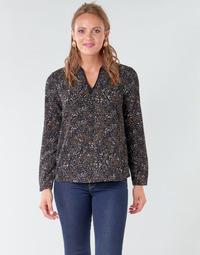 Îmbracaminte Femei Topuri și Bluze One Step FR11161 Negru