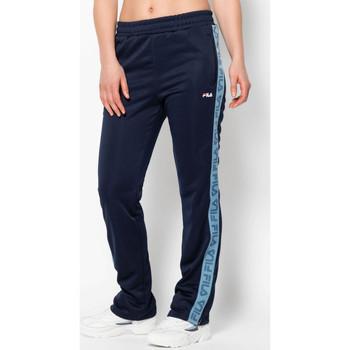 Îmbracaminte Femei Pantaloni de trening Fila Women thora track pants albastru
