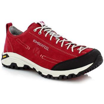 Pantofi Femei Pantofi sport Casual Kimberfeel CHOGORI framboise