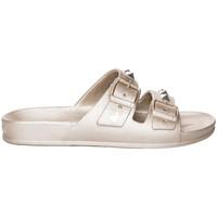 Pantofi Femei Papuci de vară Cacatoès Lambada Auriu