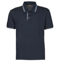 Îmbracaminte Bărbați Tricou Polo mânecă scurtă Emporio Armani 6H1F79 Bleumarin