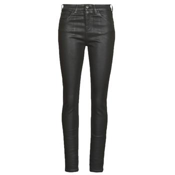 Îmbracaminte Femei Pantalon 5 buzunare Emporio Armani 6H2J20 Negru