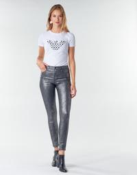Îmbracaminte Femei Pantalon 5 buzunare Emporio Armani 6H2J20 Gri / Argintiu