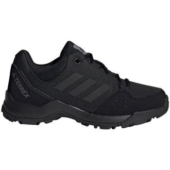 Pantofi Copii Drumetie și trekking adidas Originals Terrex Hyperhiker Low K Negre