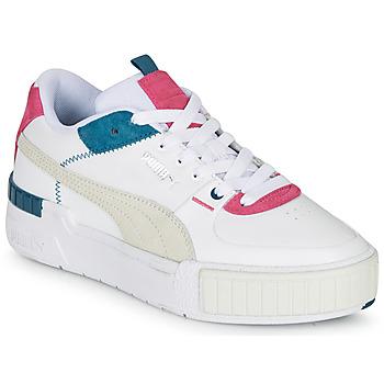 Pantofi Femei Pantofi sport Casual Puma CALI SPORT Alb / Gri
