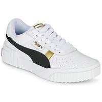 Pantofi Femei Pantofi sport Casual Puma CALI VARSITY Alb / Negru