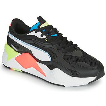 Pantofi Pantofi sport Casual Puma RS-X3 Negru / Alb / Corai