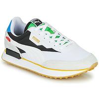 Pantofi Pantofi sport Casual Puma FUTURE RIDER Unity Collection Alb / Negru