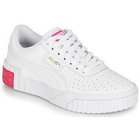 Pantofi Fete Pantofi sport Casual Puma CALI JR Alb / Roz