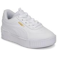 Pantofi Fete Pantofi sport Casual Puma CALI SPORT PS Alb