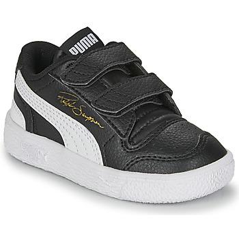 Pantofi Copii Pantofi sport Casual Puma RALPH SAMPSON LO INF Negru / Alb