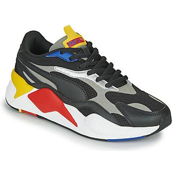 Pantofi Pantofi sport Casual Puma RS-X3 Negru / Roșu / Galben